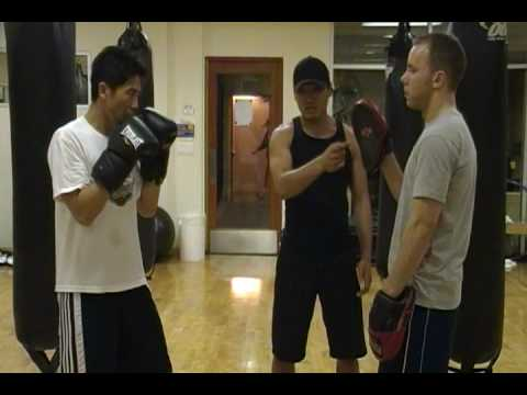 Wing Chun - Boxing Comparison (basics)