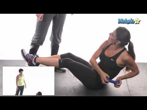 How to Do Russian Twists for Your Abs
