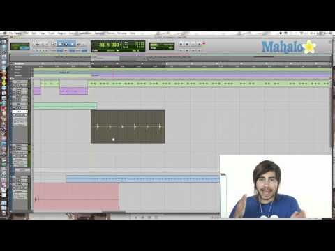 Performing a Repeat - Pro Tools 9