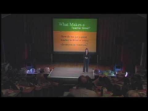 TEDxLeadershipPittsburgh - Dr. Vicki Phillips - 11/14/09