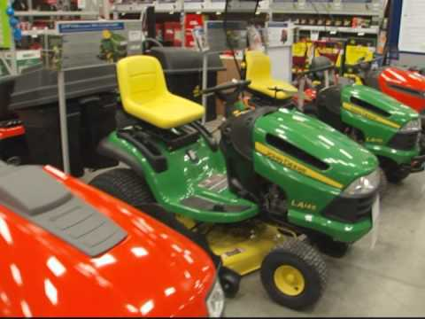 How to Tune Up a Riding Lawn Mower