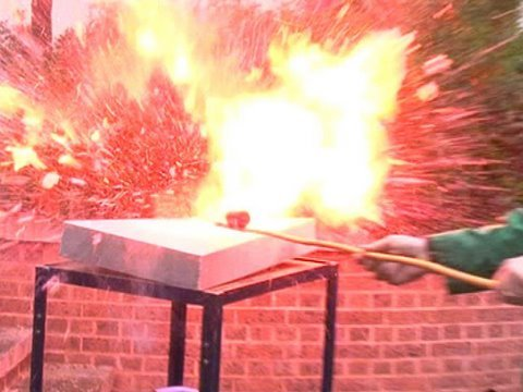 Exploding Cake - Periodic Table of Videos