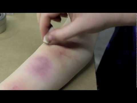 Bruise Tutorial Part 3 Halloween Makeup Fx