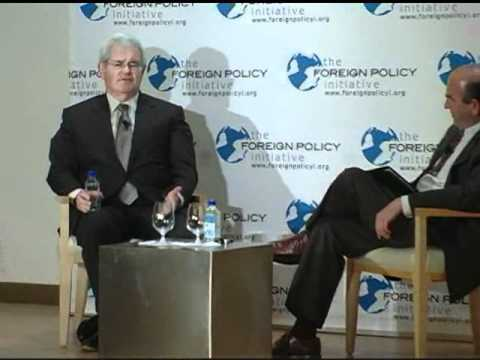 2009 FPI Forum: A Conversation with Speaker Newt Gingrich