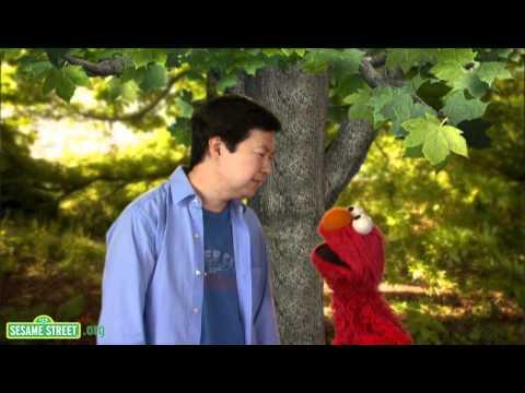 Sesame Street: Ken Jeong: Deciduous