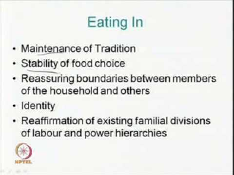 Mod-03 Lec-29 Consumption Part 2