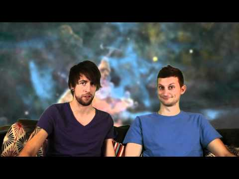 Who's Happy About Tragedy? YouTube Space Lab with Laim & Brad