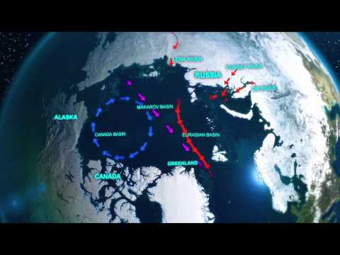 NASA | Russian Runoff Freshens Canadian Arctic