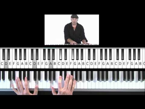 """How to Play """"Forgive Me"""" by Eminem on Piano"""