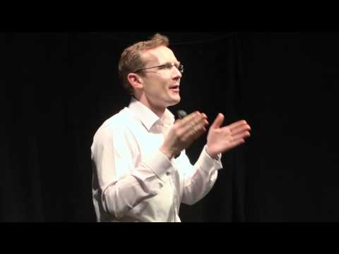 TEDxGranta -- Tim Minshall -- Building the Future