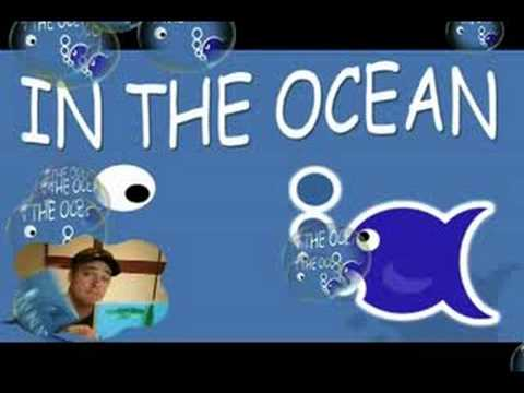DVD Version - In the Ocean with David
