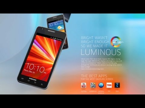 Samsung Galaxy S II Sprint Epic 4G Touch Review