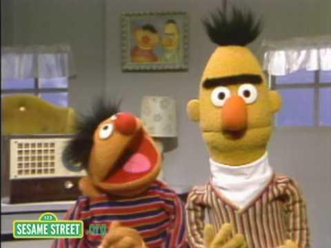 Sesame Street: Bert and Ernie Jump
