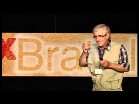 TEDxBratislava - Ján Šlinský - Revolutionary organic vegetable farming