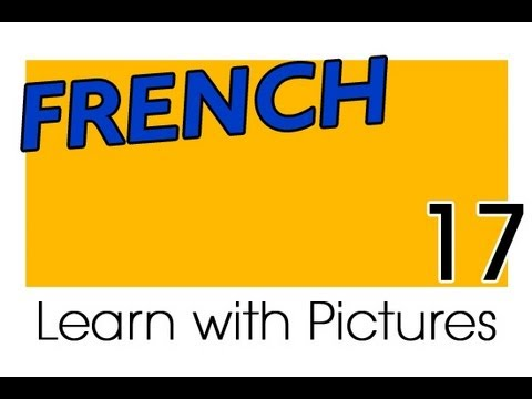 Learn French - French Color Vocabulary