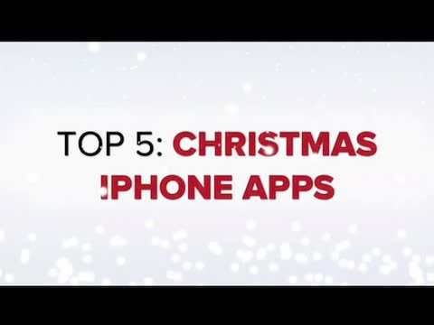 Top 5: FREE Christmas iPhone, iPod Touch, & iPad Applications