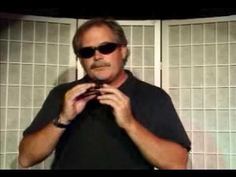 Harmonica Lesson - Mouth Vibrato