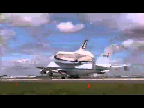 NASA Transports Space Shuttle Enterprise to New York