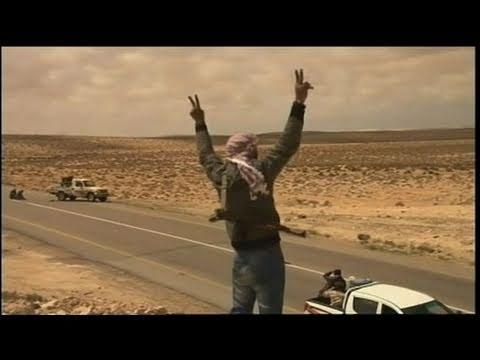 Third Day of Setbacks for Libyan Rebels