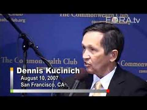 Dennis Kucinich - On Iraq