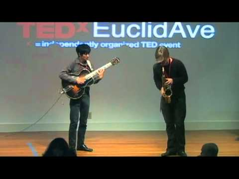 TEDxEuclidAve - The Roger Kim Duo