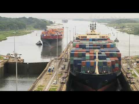 The Coolest Stuff on the Planet - The Panama Canal