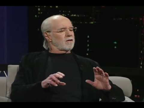 TAVIS SMILEY | Guest: George Carlin | PBS