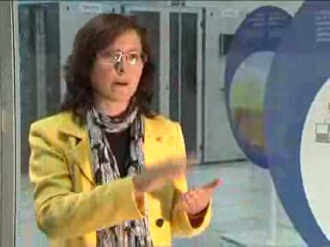 CERN: Interview with Maite Barroso - Coordination of Grid Operations