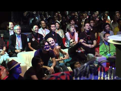 TEDxTokyo -  Open Reel Ensemble - Musical performance