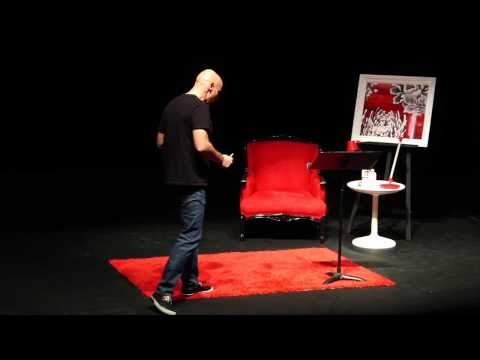 TEDxCAPU-Peter van Stolk-Riding the roller coaster of business, branding, and life.