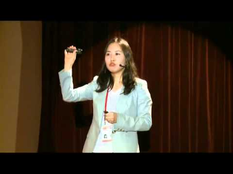 TEDxEonjuro - Yoon-Sun Chung - The unexpected companion