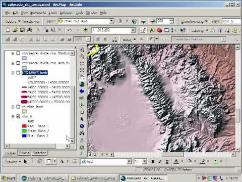Siting a Ski Area in Colorado: Lesson Using Spatial Analysis and GIS: Chapter 9