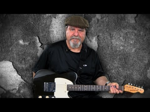 Electric Blues Guitar: Blues Ideas in The Key of E