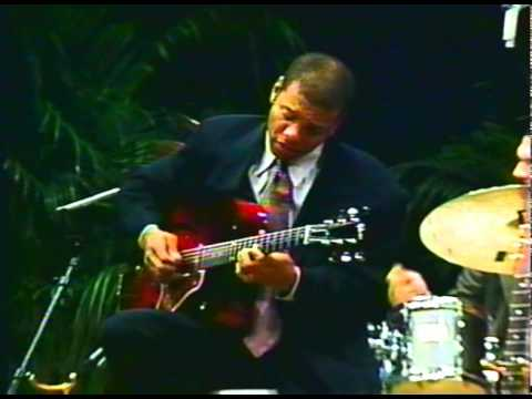 The Jazz Guitarist - Mark Whitfield and Billy Taylor - Part 1