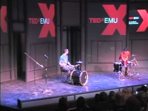 TEDxEMU - Jay Jordan and Thomas Bawden - Collaboration