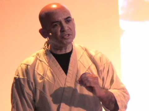 TEDxMonterey - Julio Toribio Kancho - Martial Arts & the Warriors Way