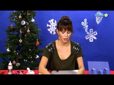 How to Make a Pop-Up Christmas Card