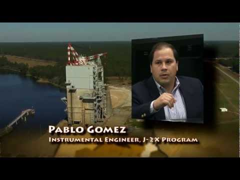 NASA 2012 Hispanic Heritage Month Profile -- Pablo Gomez -- Stennis Space Center
