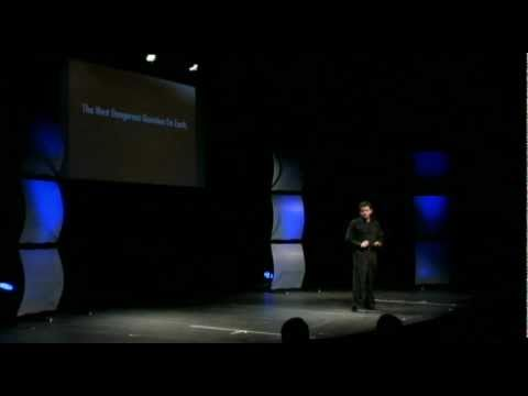 TEDxSinCity - Bryan Franklin - The Most Dangerous Question On Earth