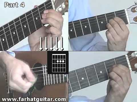 This Boy The Beatles Guitar Lesson www.Farhatguitar.com