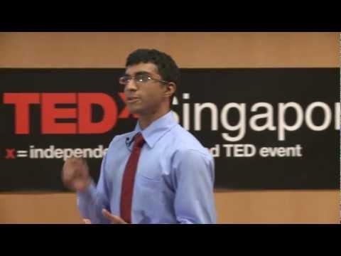 TEDxSingapore - Palaniyapan Muthukumar - Building a better future 121