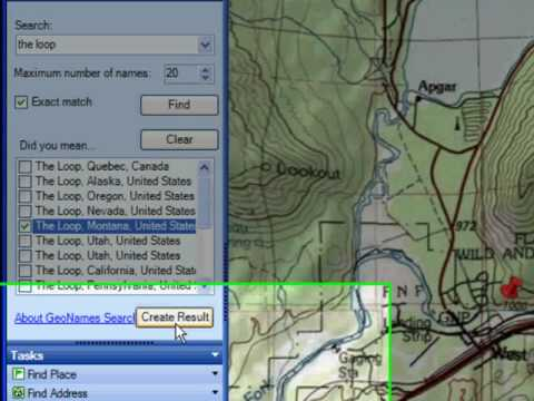 Find Over 8 Million Places Using ArcGIS Explorer
