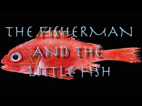 The Fisherman and the Little Fish | Learn English | Aesop's Fable