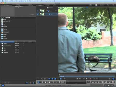 Apple Motion 5 Tutorial - Motion Tracking Fundamentals