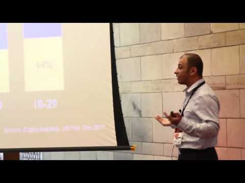 TEDxAUC - Hesham Wahby - The Market is The School