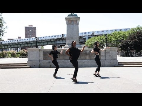 How to Dance Like Beyonce: Single Ladies, Part 6 | Hip Hop Dance Crew