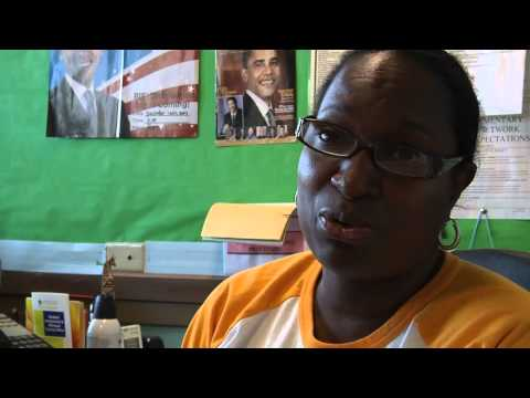 Burckhalter Elementary Shining Light Video (OUSD)