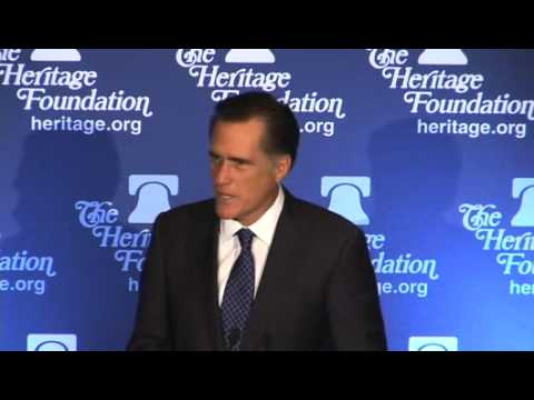 Gov. Romney's Call for Stronger Missile Defense System