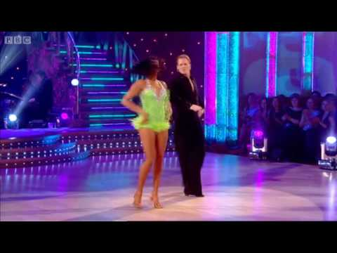 Alesha & Matthew's Jive - Strictly Come Dancing - BBC