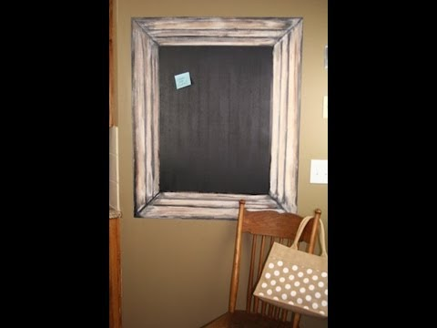 Painted Picture Frame | Decorating Ideas